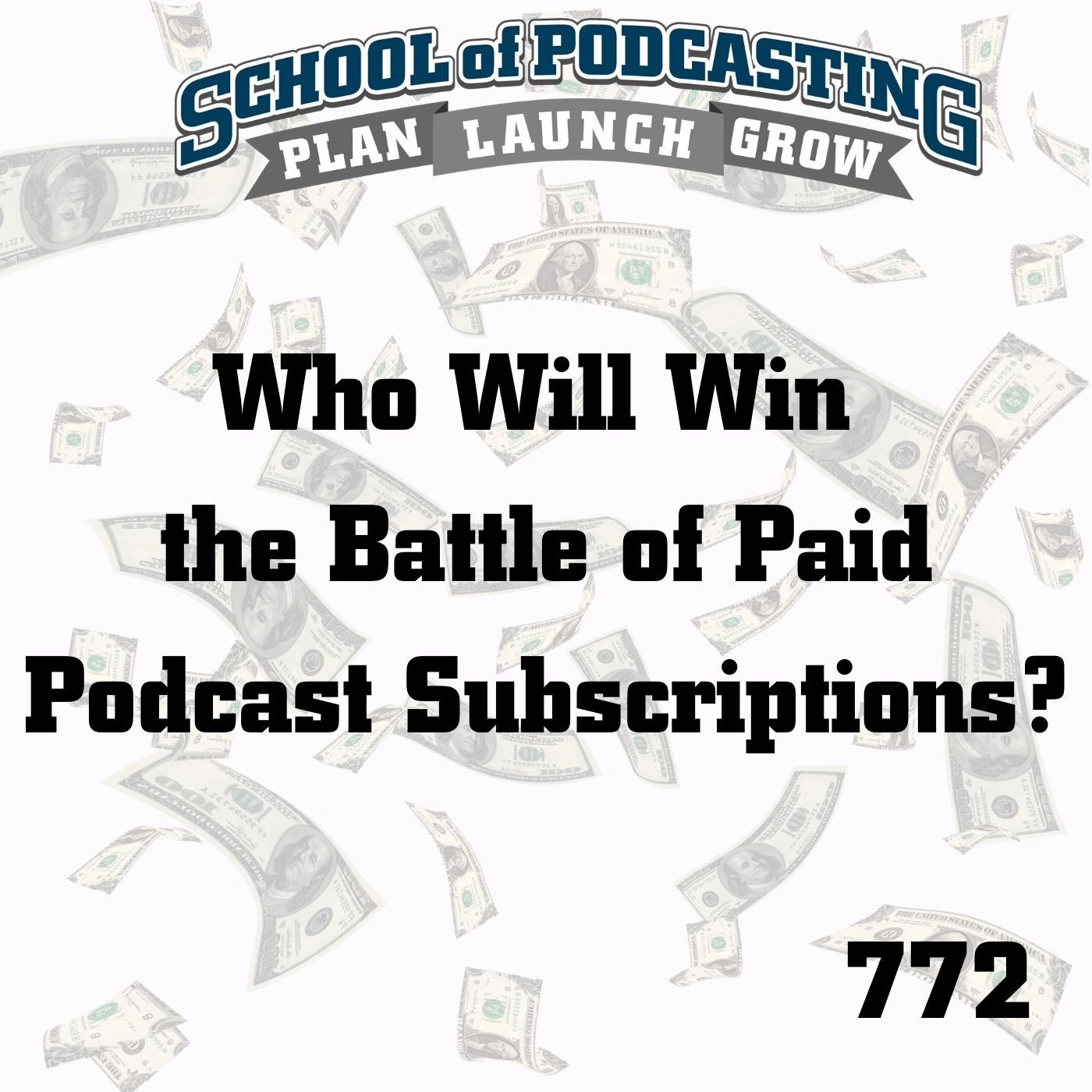 Who Will Win the  Battle of Paid Podcast Subscriptions?
