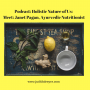 Artwork for Podcast: Holistic Nature of us: Meet Janet Pagan, Ayurvedic Nutrition