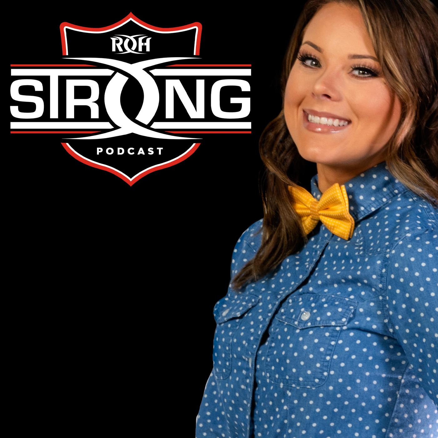 ROHStrong Episode 34: Quinn McKay show art