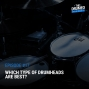 Artwork for EP17: Which Type Of Drumheads Are The Best
