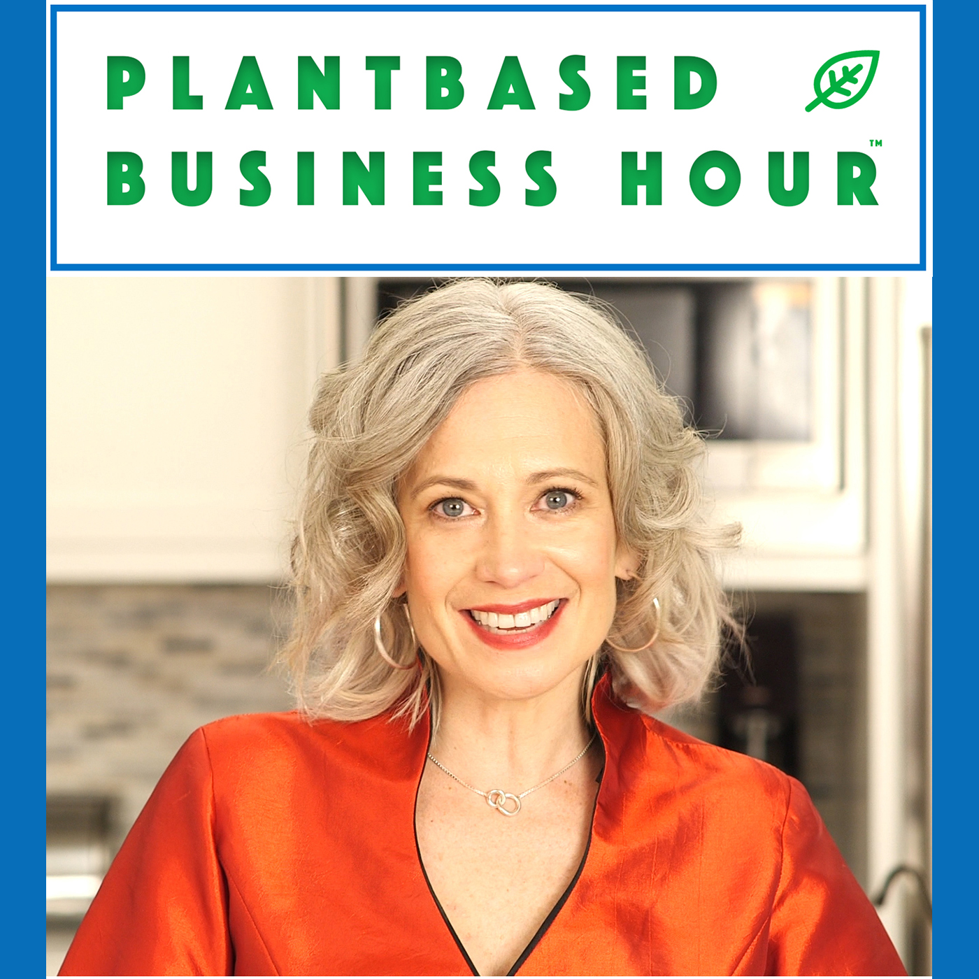 The Plantbased Business Hour show art
