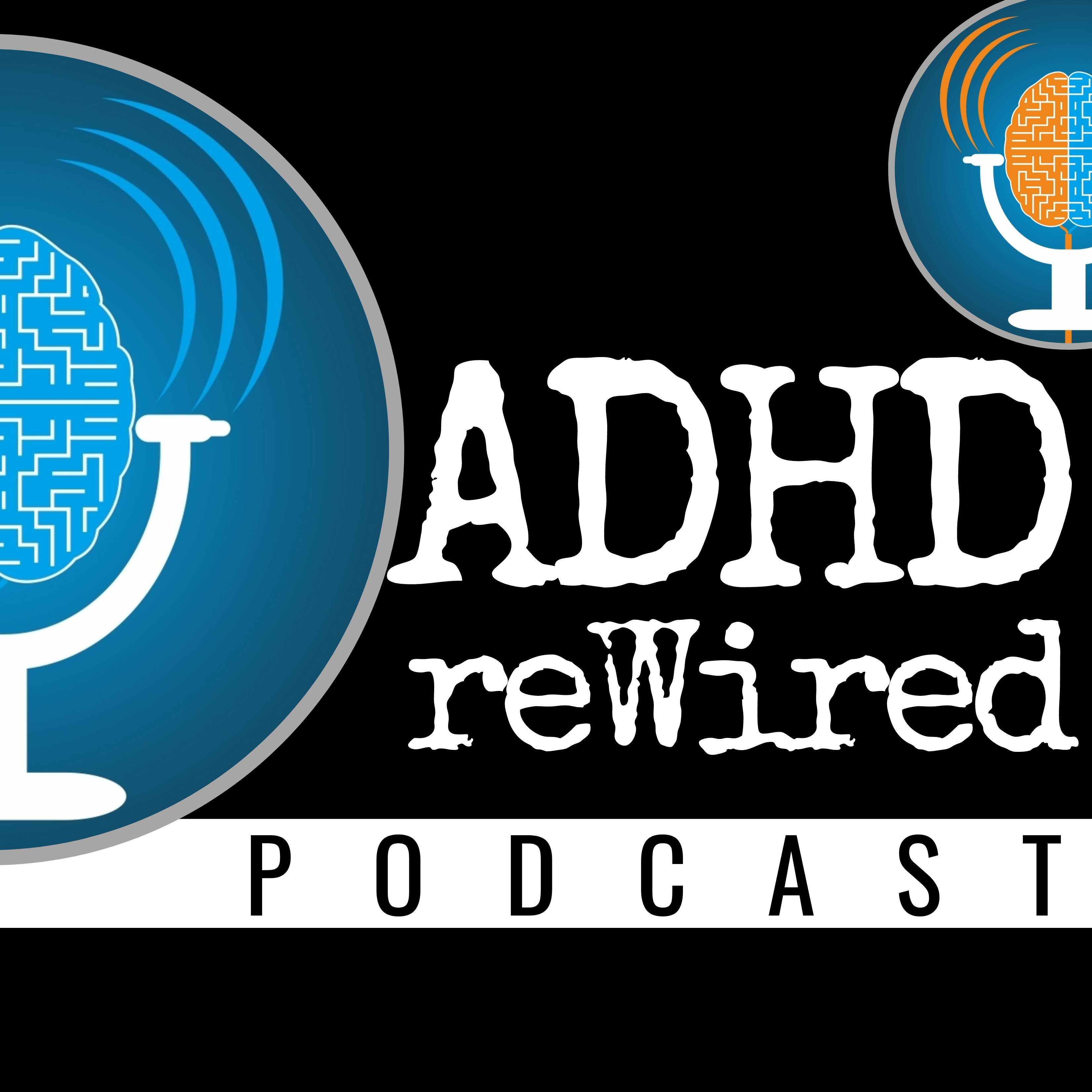 ADHD reWired show art