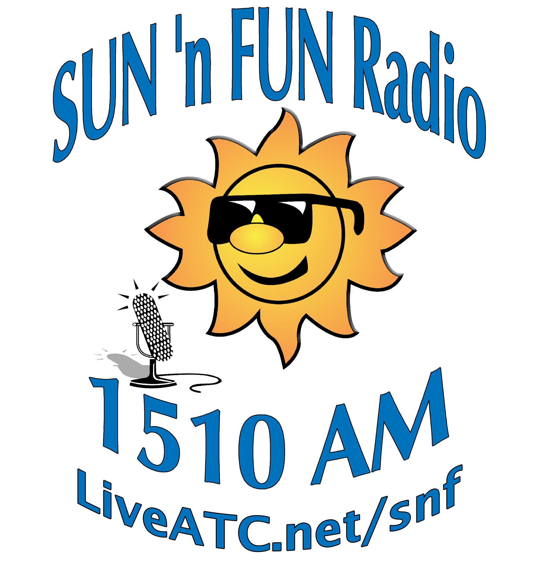 SUN 'n FUN Chairman of the Board- Harley Richards- Chats From The Deck LIVE @ SUN 'n FUN 2021 show art