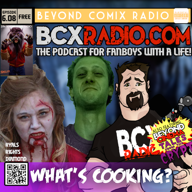 BCXradio 6.08 - What's Cooking?