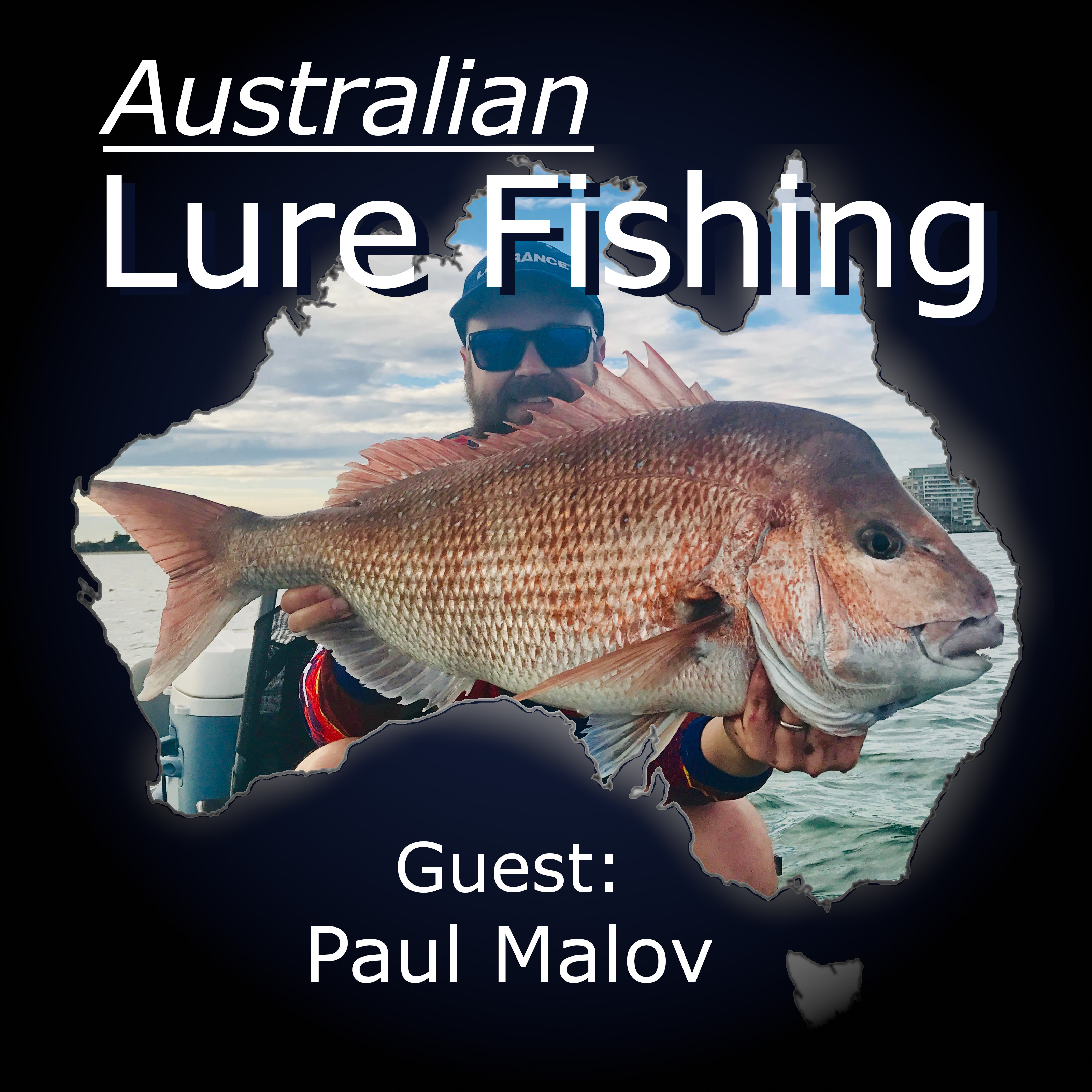 Episode 72: Melbourne Metro Winter Snapper With Paul Malov