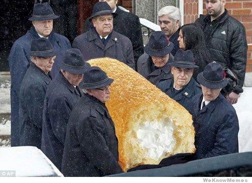 Los Twinkies no van a morir!!!!!