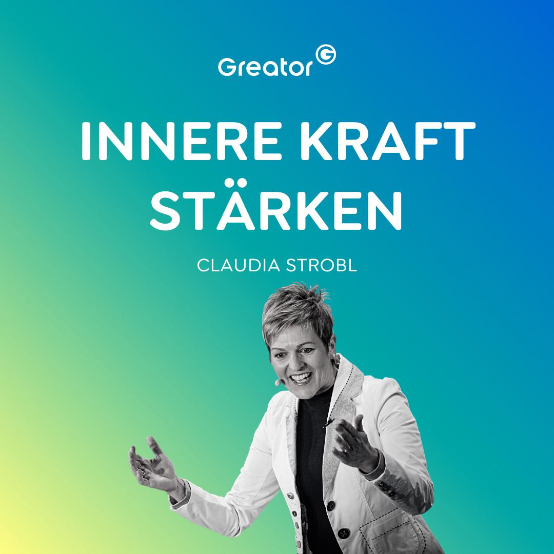 Ein Gewinner sein: So entfachst du deine unaufhaltsame Willensstärke // Claudia Strobl