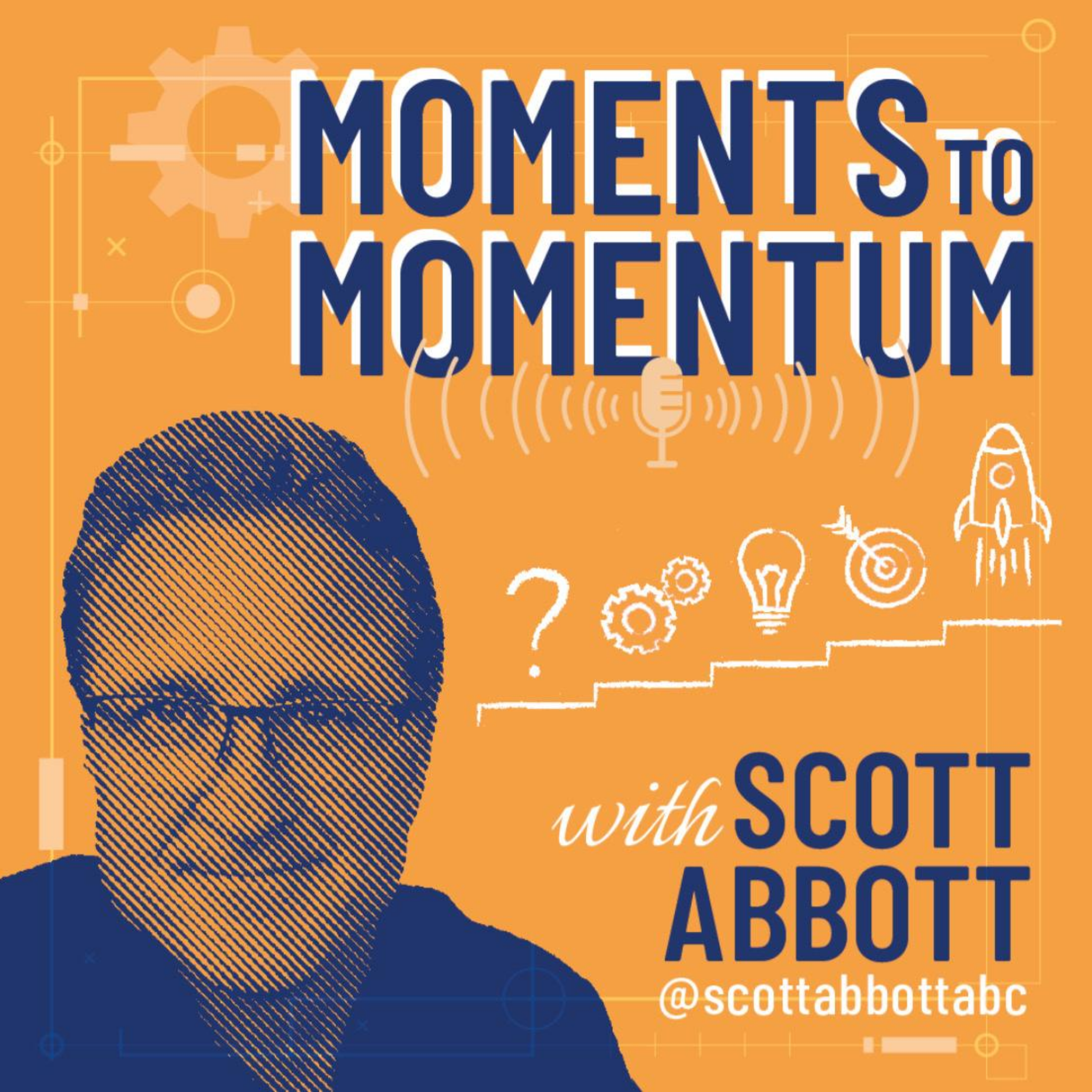 Moments To Momentum show art