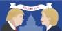 Artwork for Presidential Debate: On The Scene.  What will Trump do?