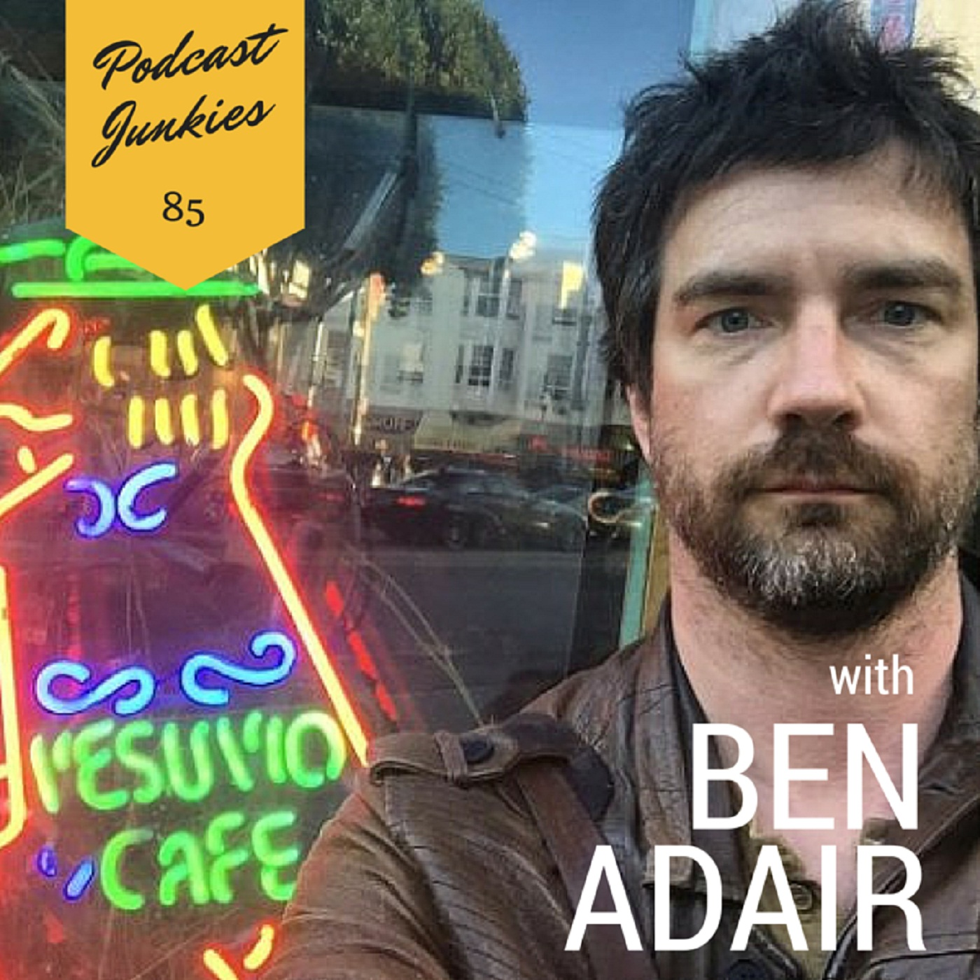 085 Ben Adair | Vulnerable Stories Are Growing