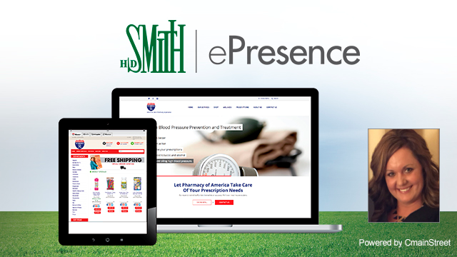 ePresence Digital Marketing Game Changer  - H. D. Smith Pharmacy Podcast Episode 234