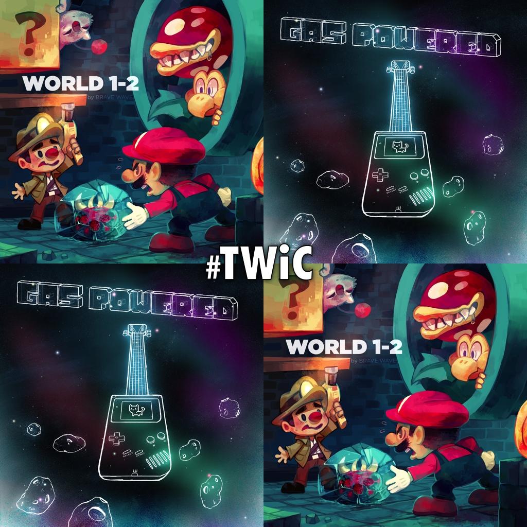TWiC 005: World 1-2, Kubbi, Little Scale
