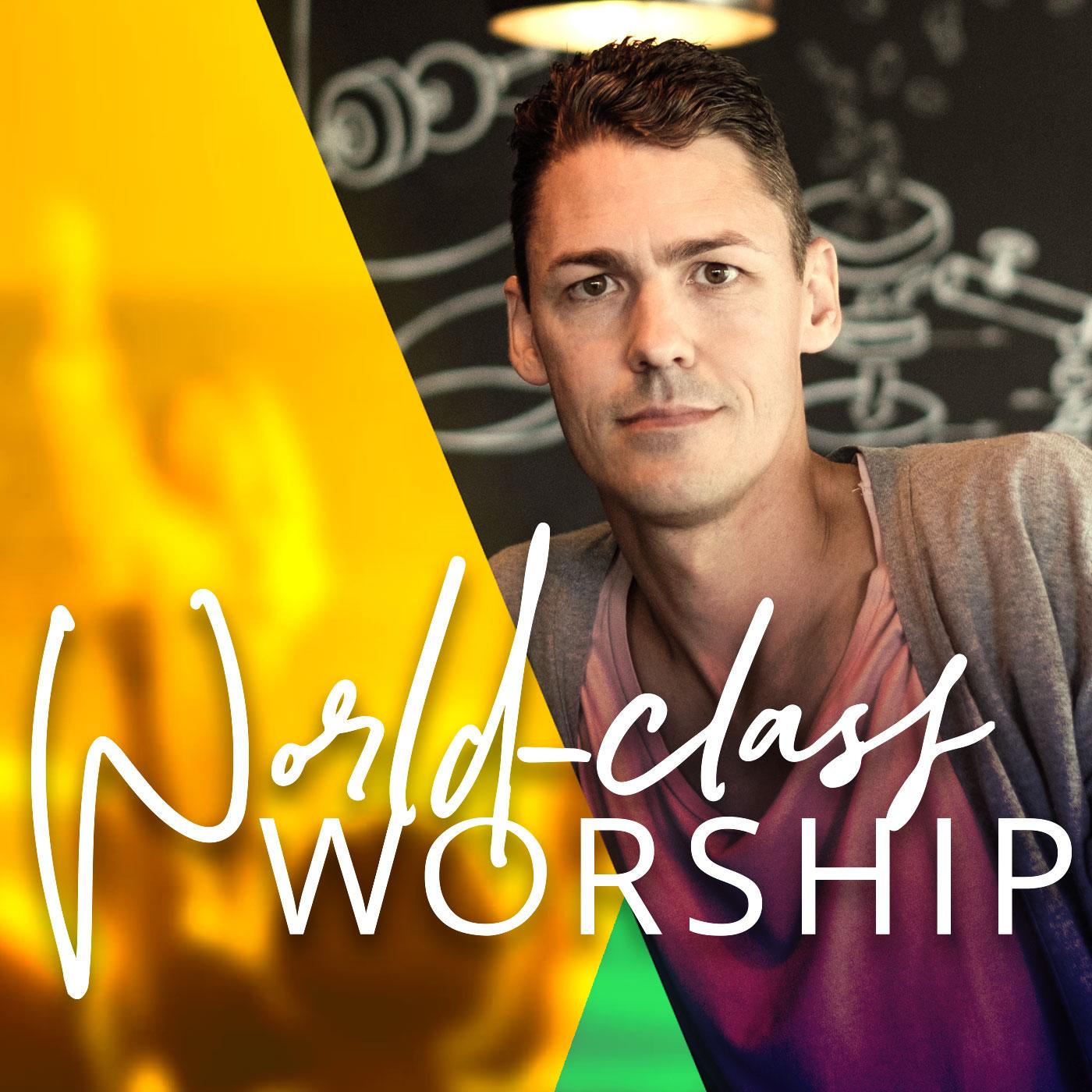 World-class Worship Podcast show art
