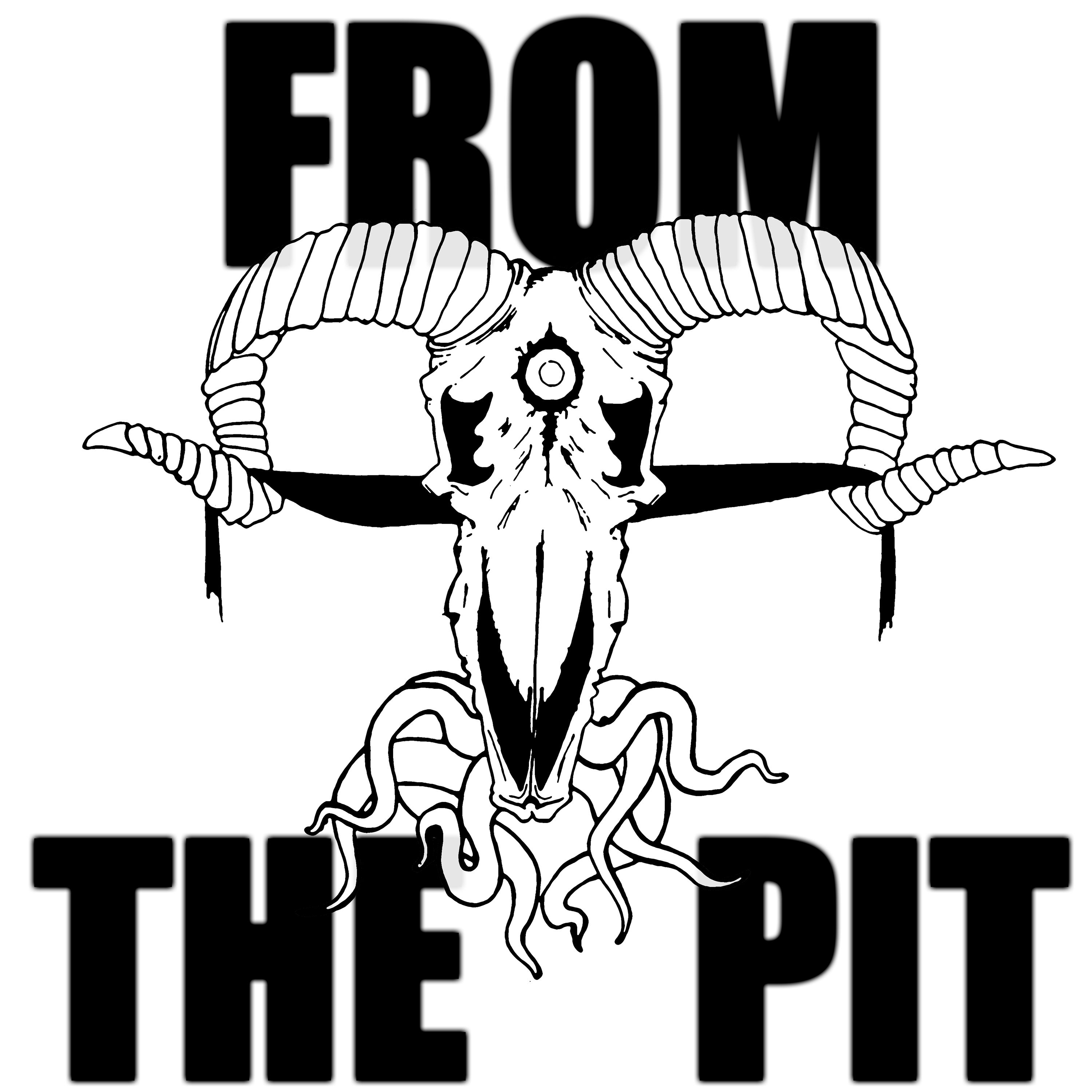 From the Pit - The Metal Hardcore Podcast show art