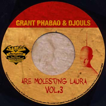 Grant Phabao & Djouls - Are Molesting Laura Vol.3 (2005 reissue)
