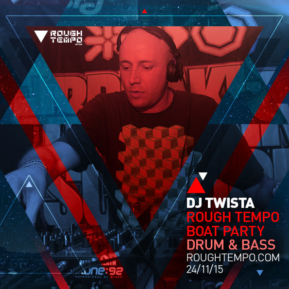 Dj Twista - Rough Tempo 7th Birthday Boat Party