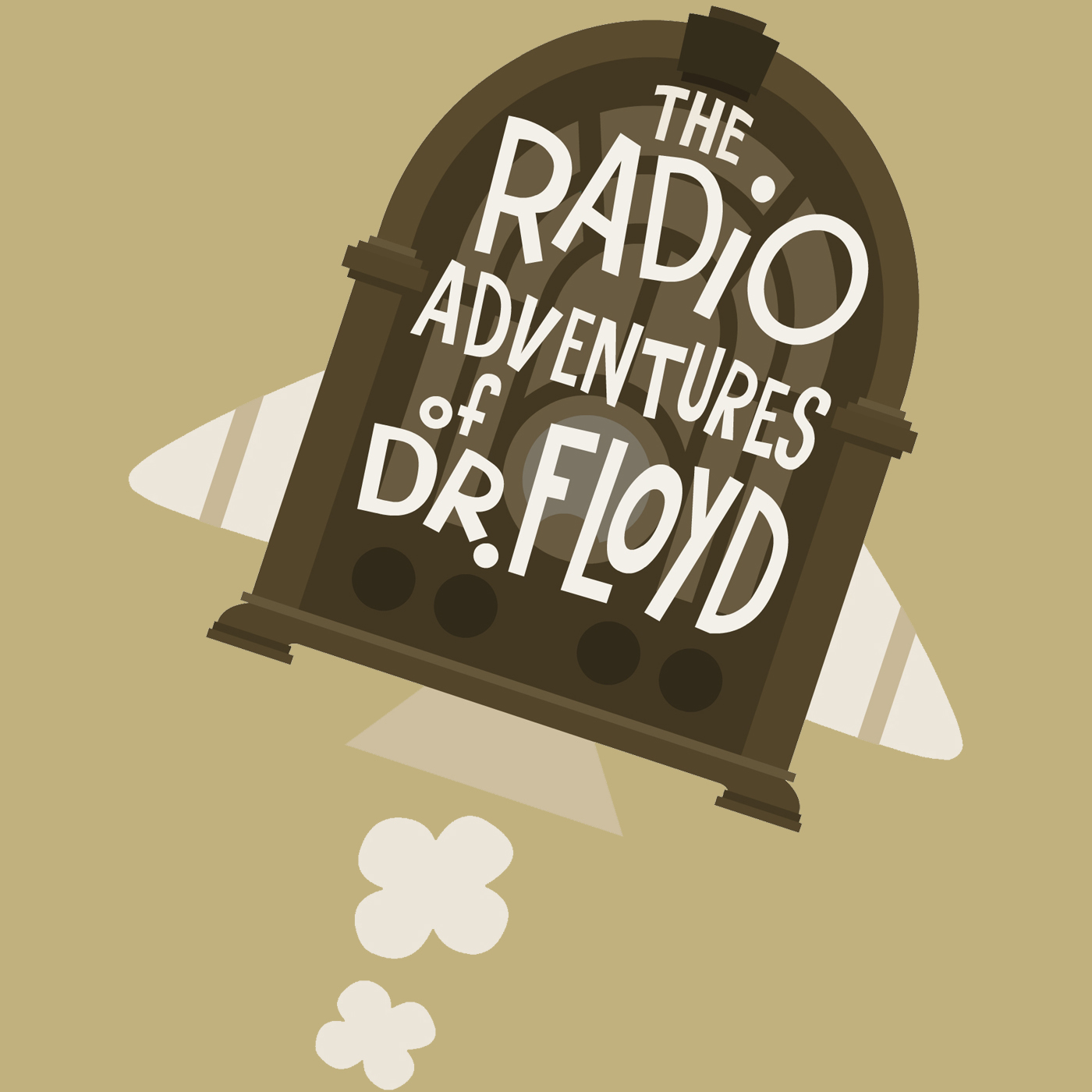 "Artwork for The Radio Adventures of Dr. Floyd - EPISODE #107 ""Face Off!"""