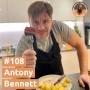 Artwork for #E108 -  Antony Bennett