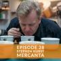 Artwork for #28 - Stephen Hurst, Mercanta Coffee