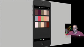 Adobe Kuler for iPhone