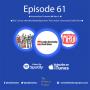 Artwork for Episode 61 - International Listeners, Merch and we have part 2 of our interview Kuldip Bajwa from The London Community Credit Union