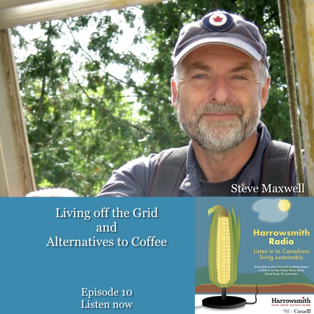 Living Off the Grid and Coffee Alternatives