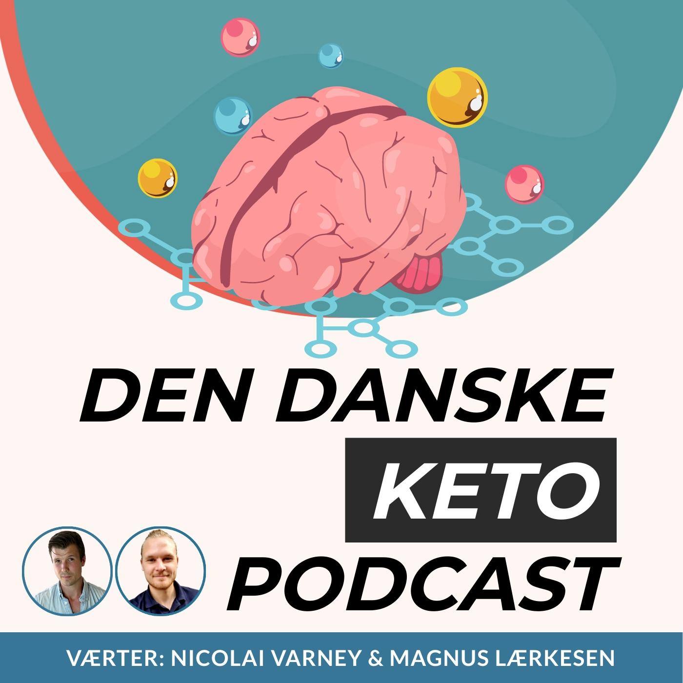 Den danske Keto podcast show art