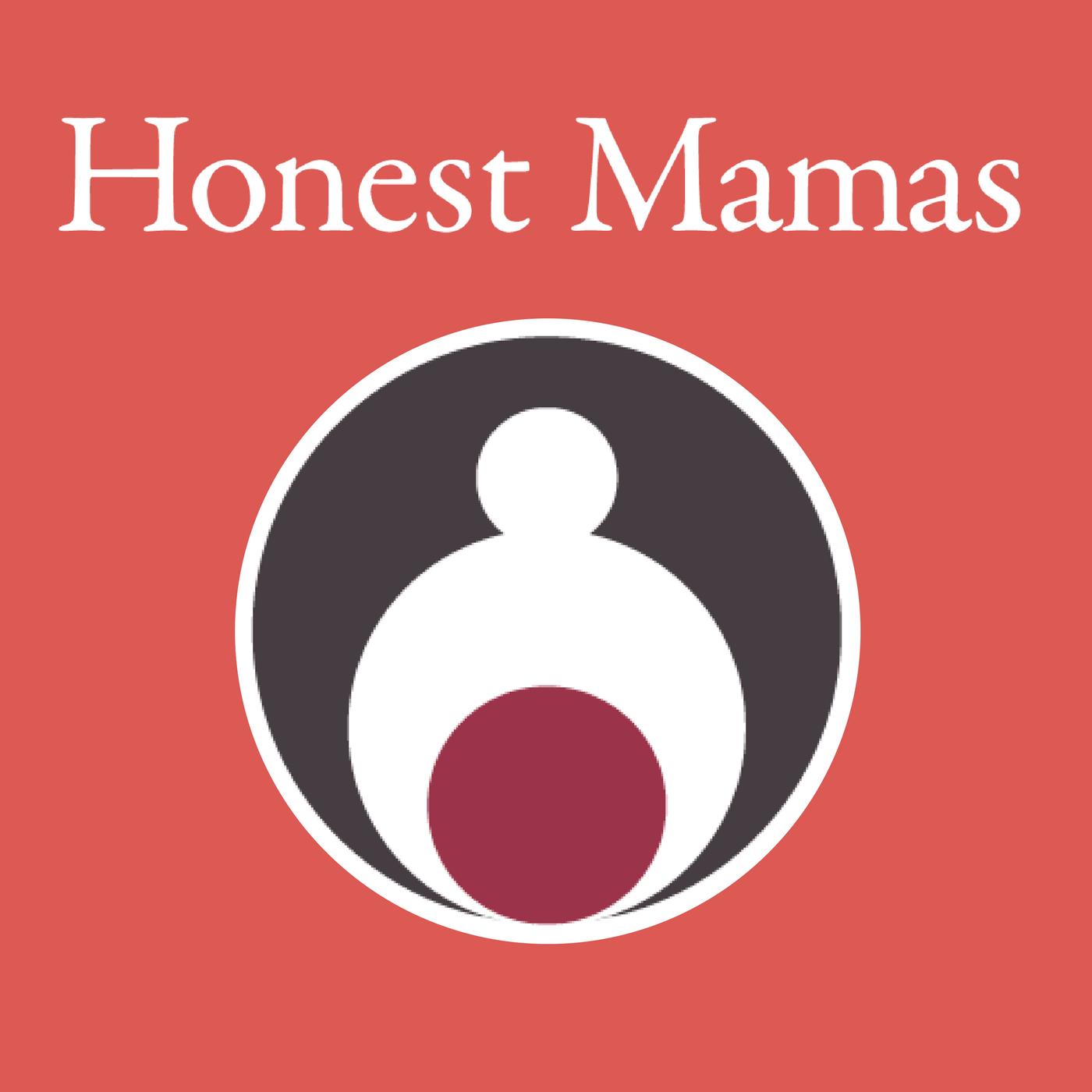 Honest Mamas Podcast show art