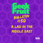 Artwork for Ep. 217: Bulletin #50: A Lad in the Middle East
