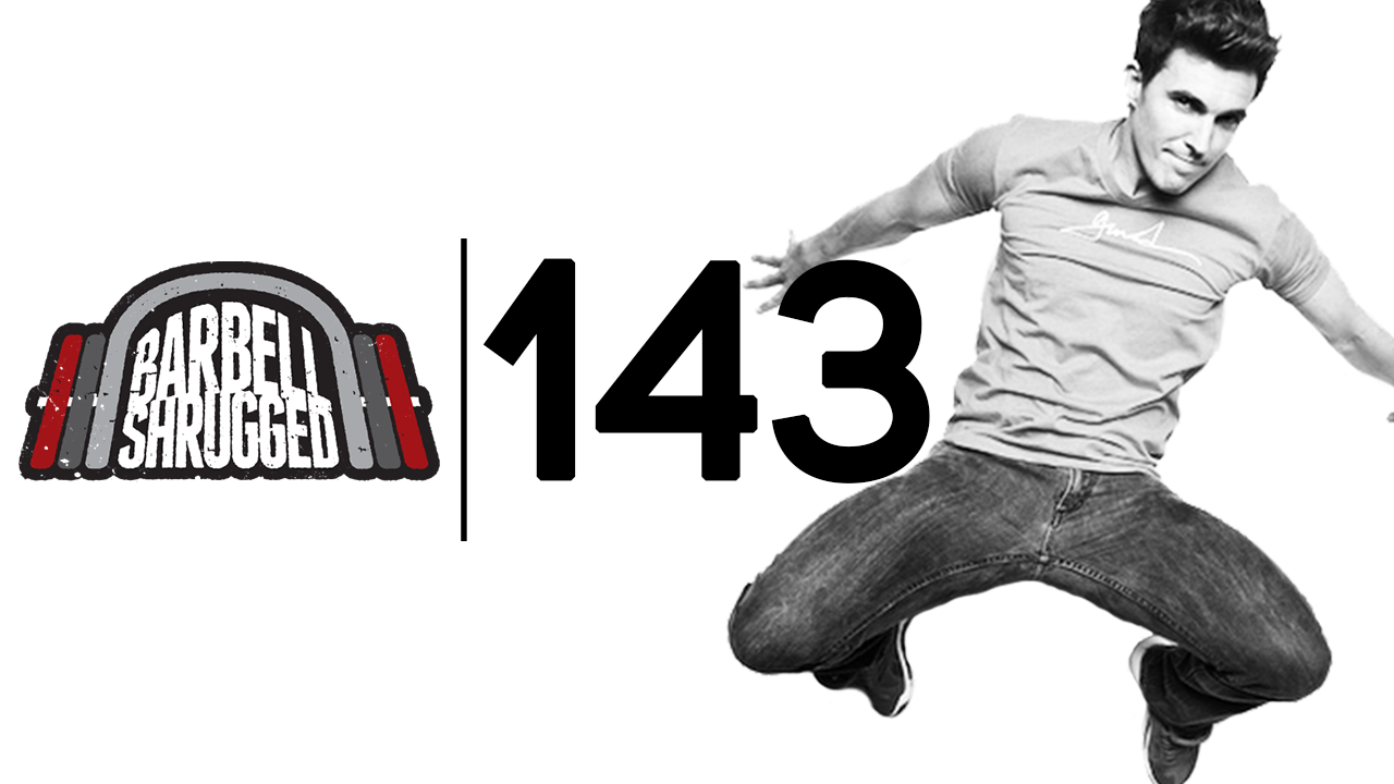 Artwork for 143- How to Maximize Sport and Life Performance with Freestyle Movement w/ Carl Paoli