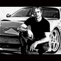 Artwork for PAUL WALKER: Fast & Furious