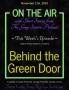 Artwork for Behind the Green Door