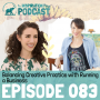 Artwork for 083: Balancing Creative Practice with Running a Business with Jennifer Rosenfeld
