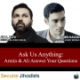 Artwork for EP66: Ask Us Anything: Armin & Ali Answer Your Questions