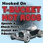Artwork for Chuck Penry's Stylish 1960s T-Bucket Hot Rod