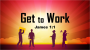 Artwork for Get To Work (Pastor Joe Hutcheson)