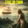 "Artwork for 110. Chris Knowles in ""Sync or Swim"" // Jack Kirby, Black Magick LARPs & the Siren of the Philosophers"