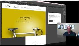 Adobe Muse CC 2015 - New Auto Lightbox option
