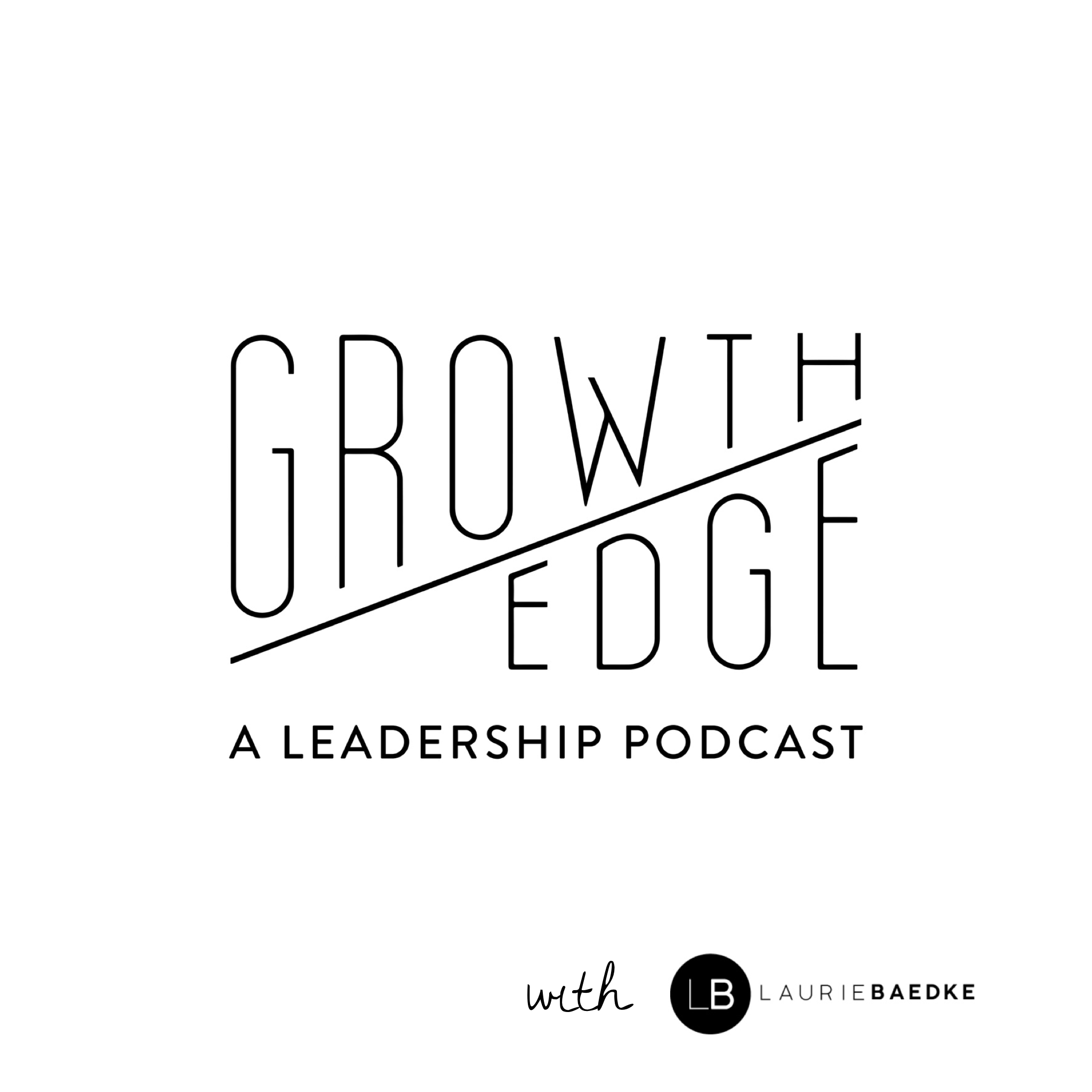 Growth Edge Leadership Podcast show art