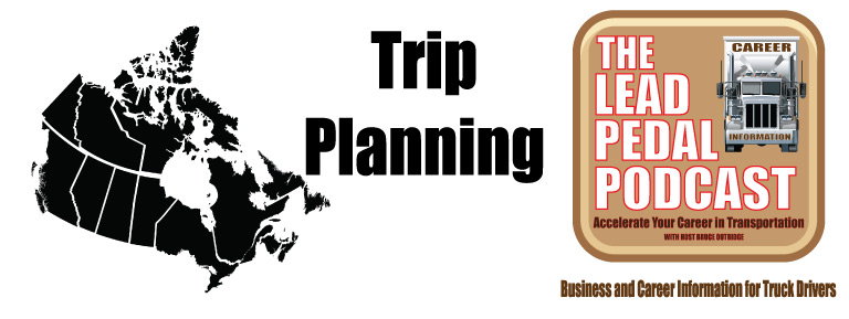 Trip Planning Basics