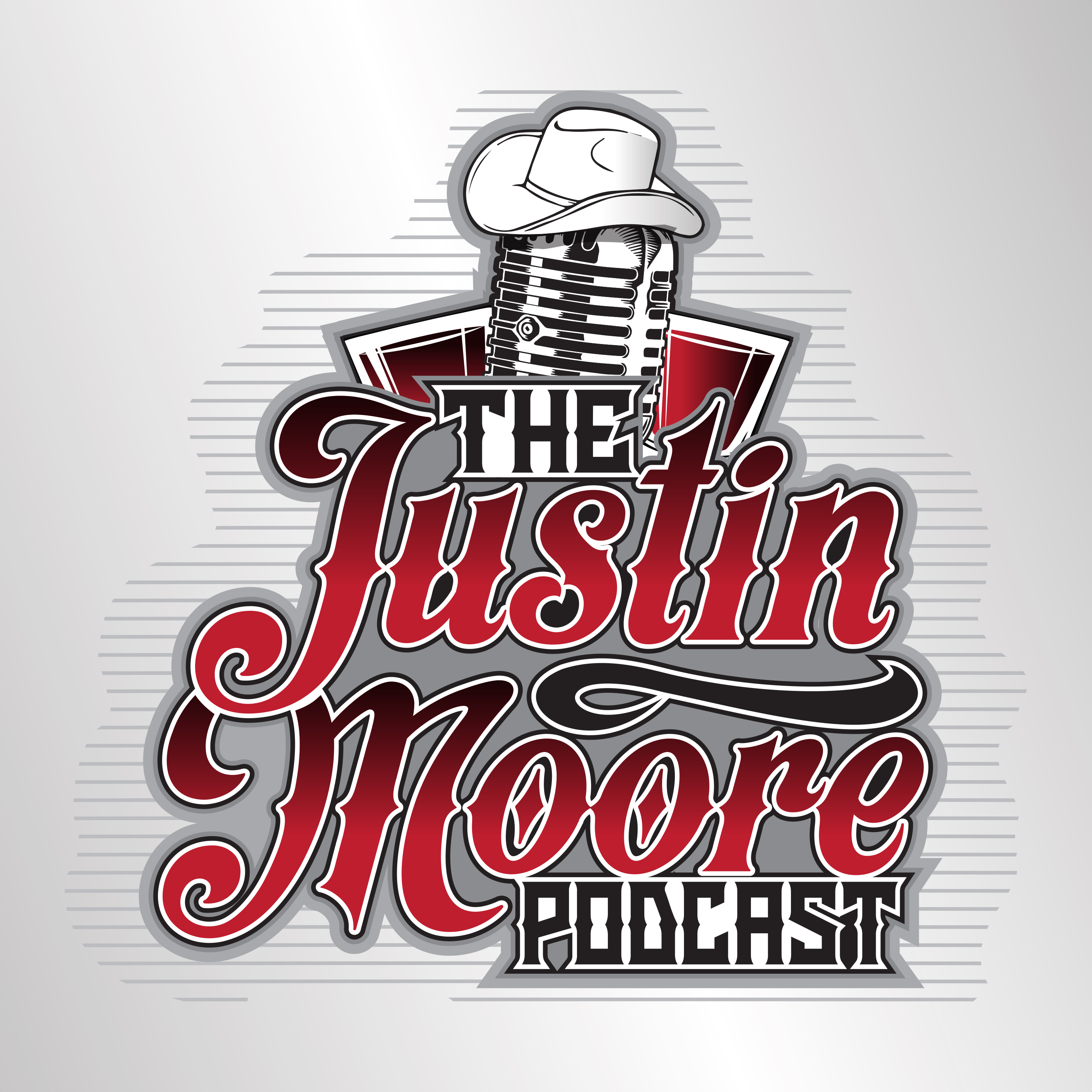The Justin Moore Podcast show art