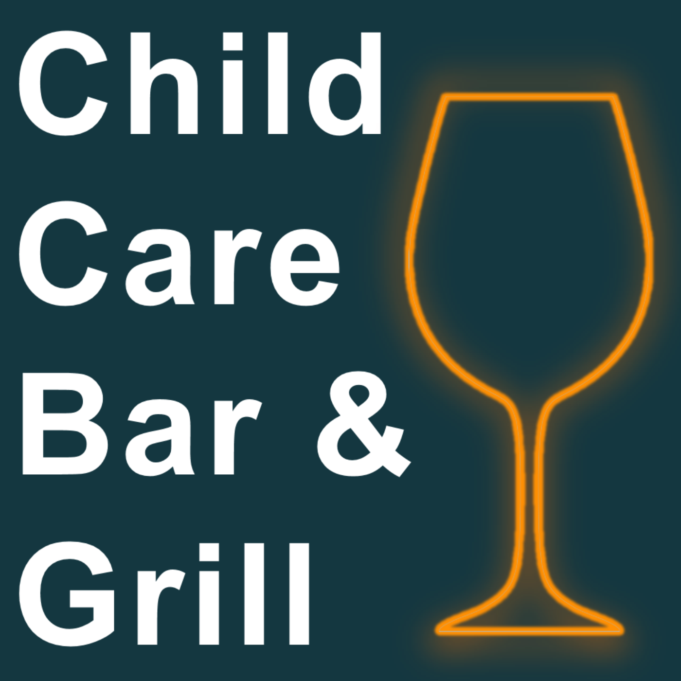 Child Care Bar And Grill show art