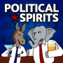 Artwork for Political Spirits Ep 73 - Biden Lies on Video, Impeachment Farce Ending & Is Bernie for Real?