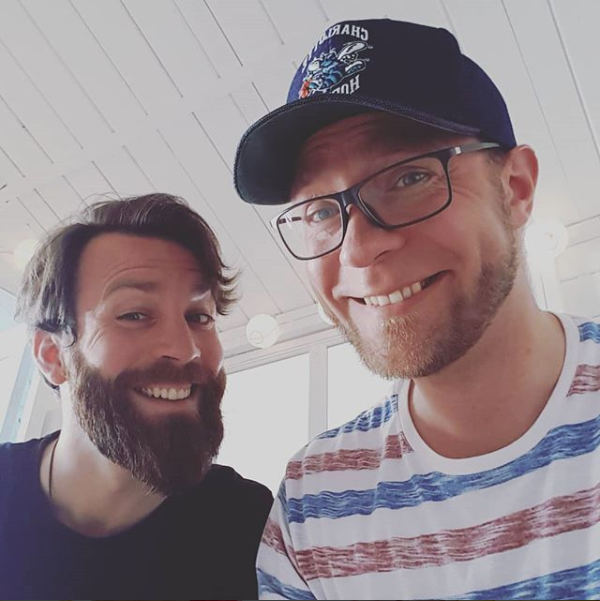 Kim und Oli BrightNewFuture Podcast