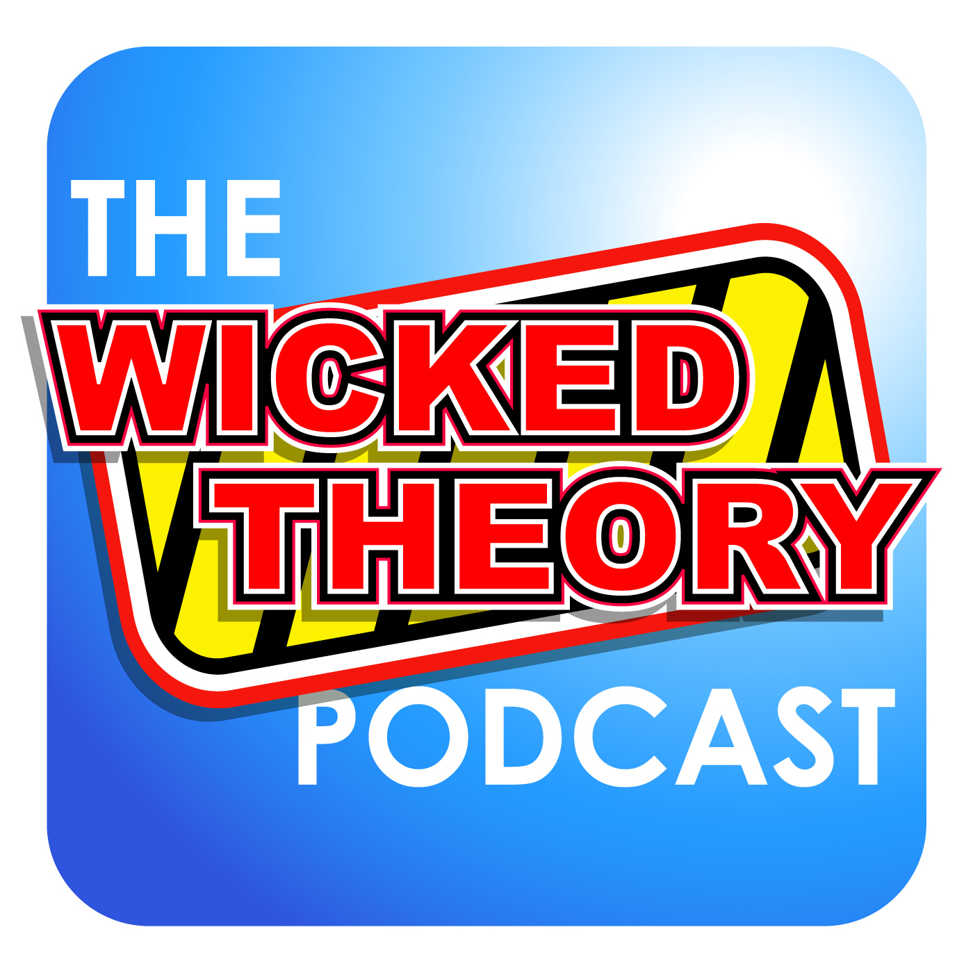The Wicked Theory Podcast show art