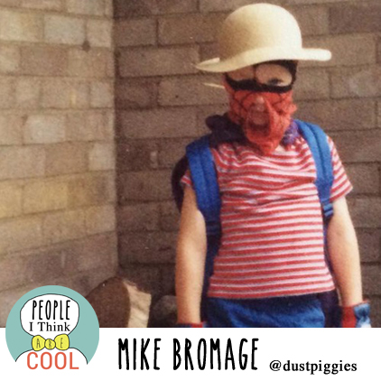 Ep. 25 Mike Bromage