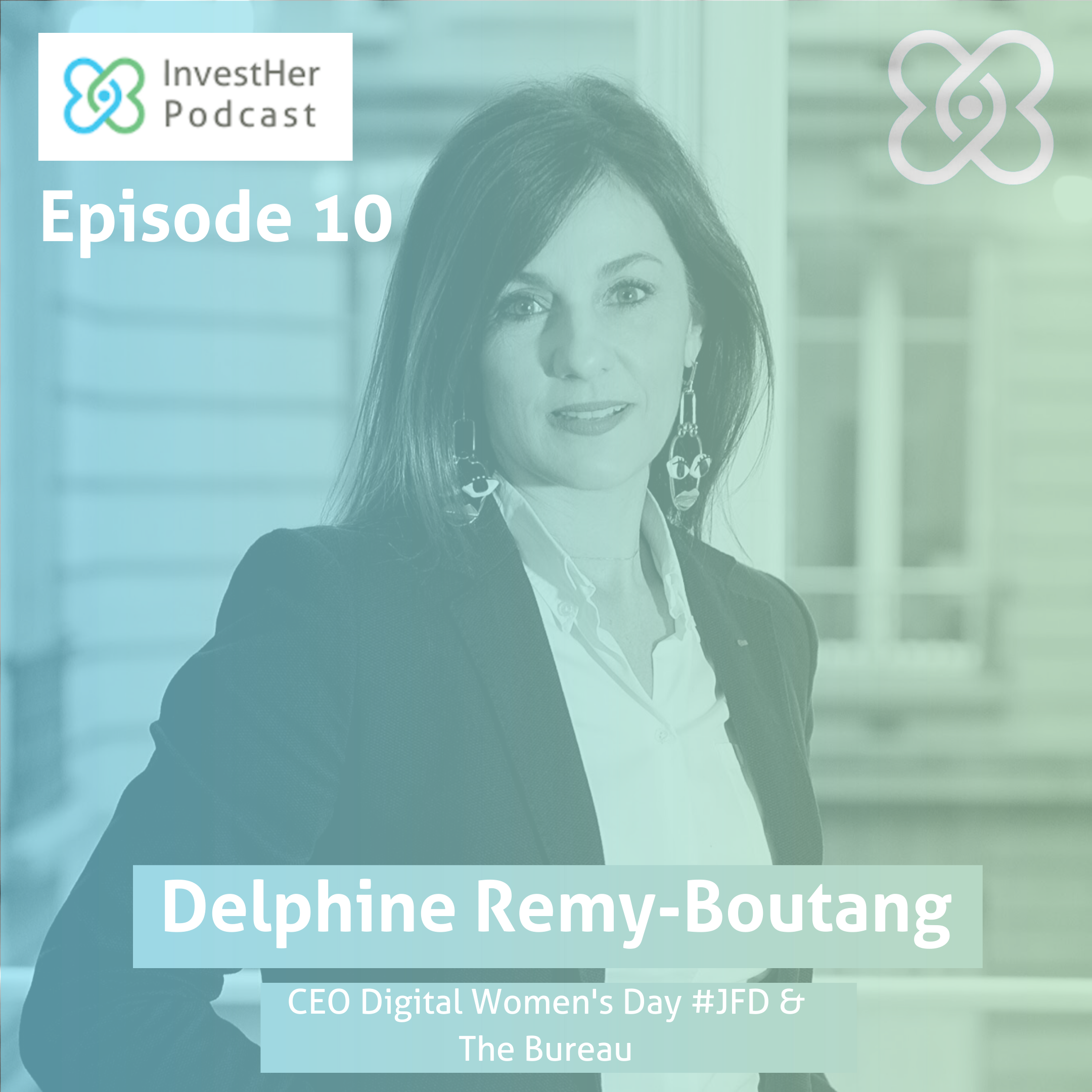 When Women Come Together, The Power of it Is Enormous - Delphine Remy-Boutang