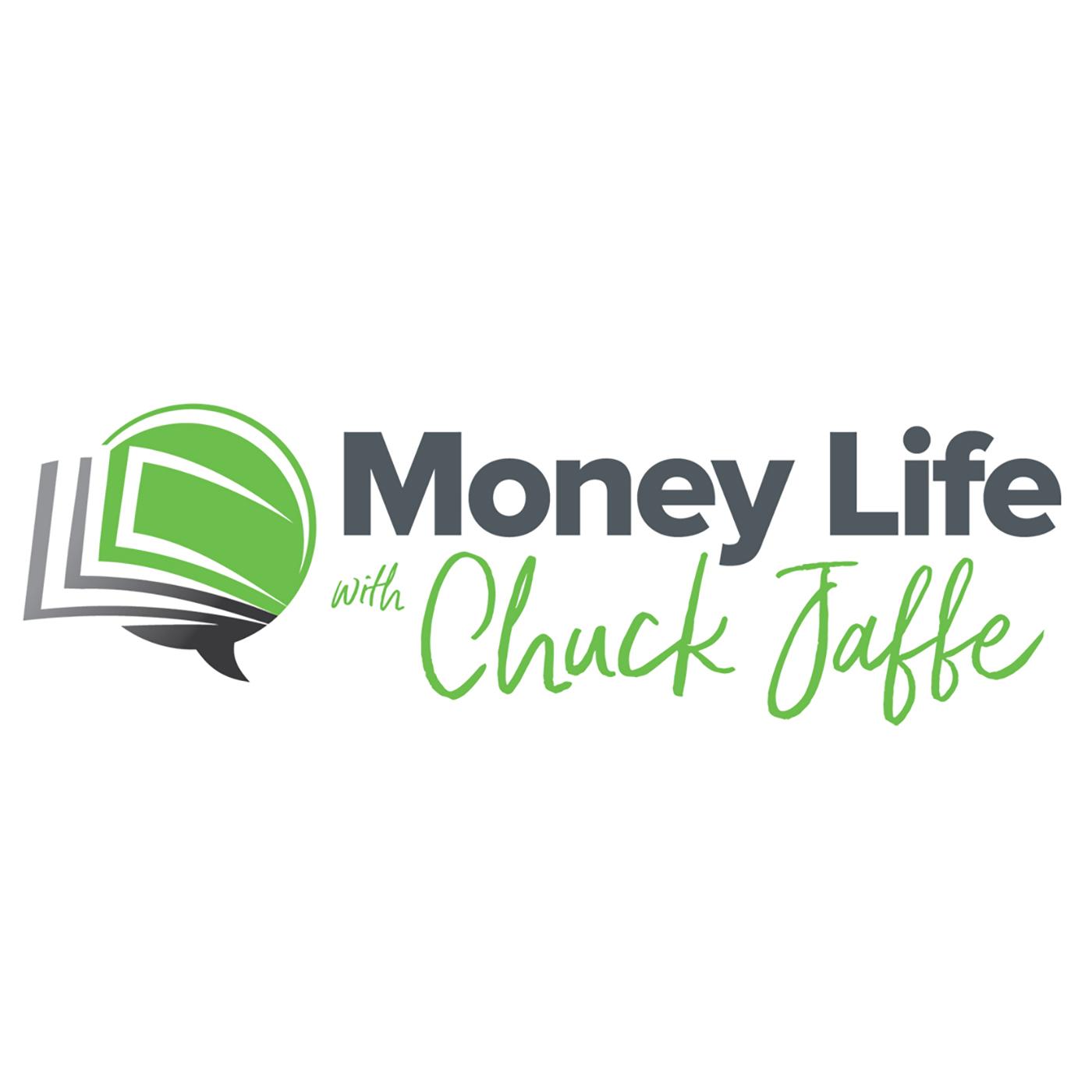 Money Life with Chuck Jaffe show art