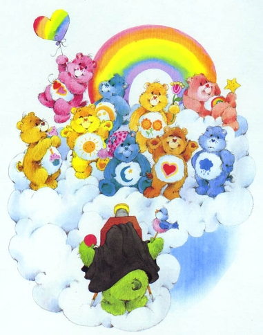 Episode 7 - Care Bears are Crazy go nuts!