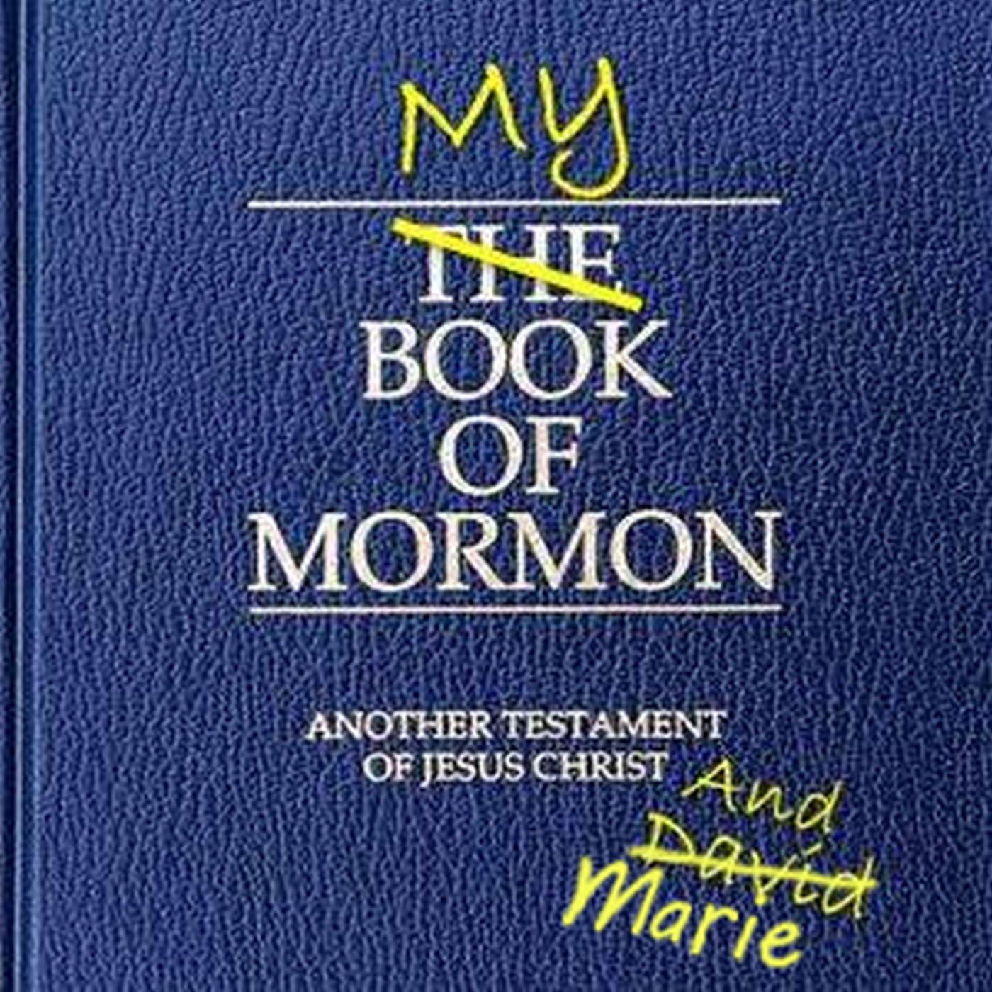 My Book of Mormon show art